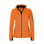 256 HAKRO Women-Light-Softshell-Jacke Sidney